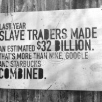 Slave traders make $32 Billion last year