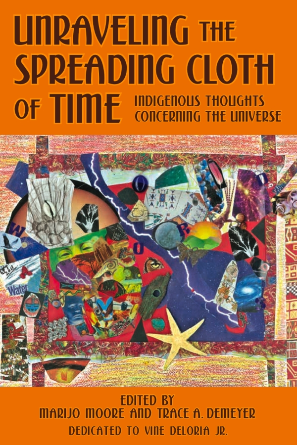 New anthology: Unraveling the Spreading Cloth of Time