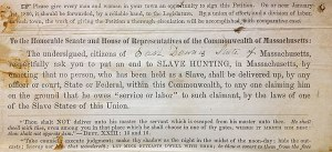 Harvard project covers thousands of 18th- and 19th-century anti-slavery petitions