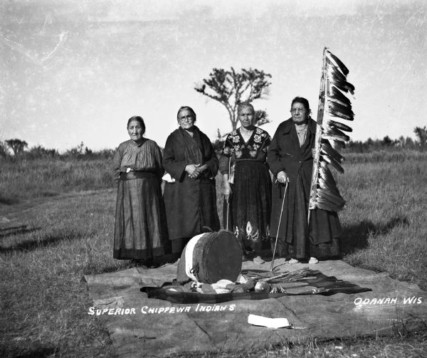 Superior Chippewa Indians