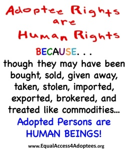 adoptee rights