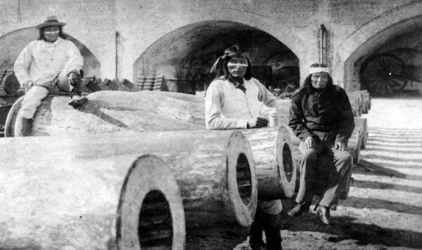The Real Story: Geronimo's Captivity InPensacola