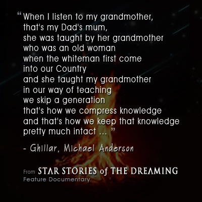 Star Stories of theDreaming