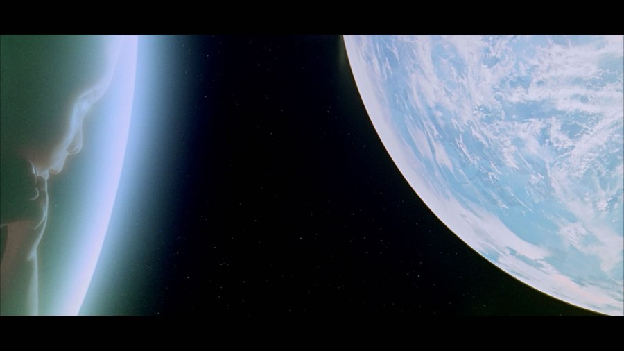 2001: A Space Odyssey + Interstellar