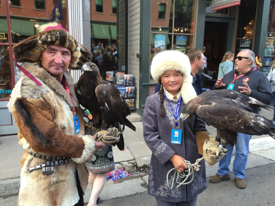 Movies: The Eagle Huntress |  What WasOurs