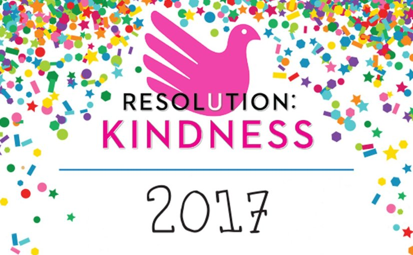 Let's Make 2017 the Year of Being Kind   How to Write in the Age of Trump   #NotNormal   MitakuyeOyasin
