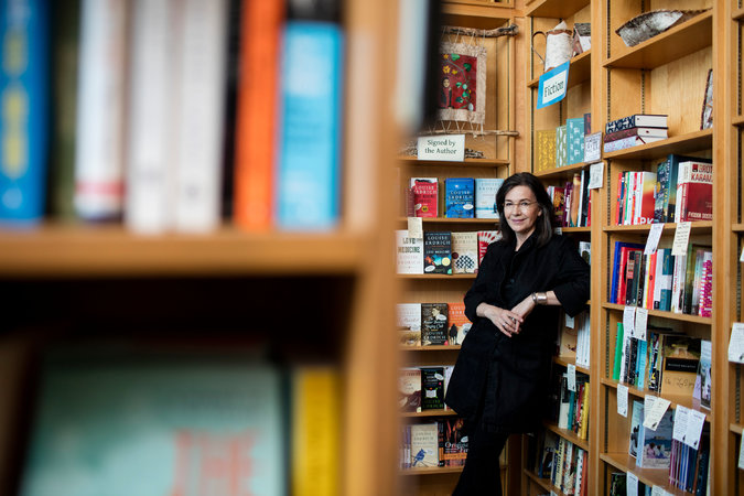 Louise Erdrich on 'LaRose,' and the Psychic Territory of Native Americans | In The Veins @BlueHandBooks#NoDAPL