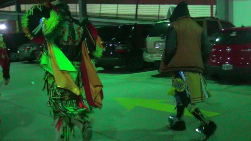 Mother Drum | A Poetic Video Work on Native American Fancy Dancers Goes on View