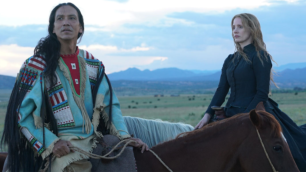 'Woman Walks Ahead' Review | 'Hostiles' Review | Variety