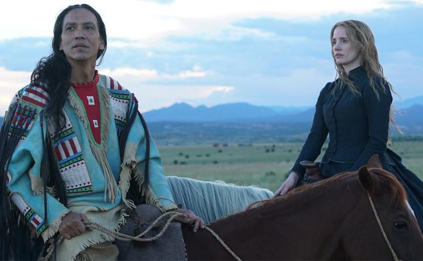 'Woman Walks Ahead' Review | 'Hostiles' Review |Variety
