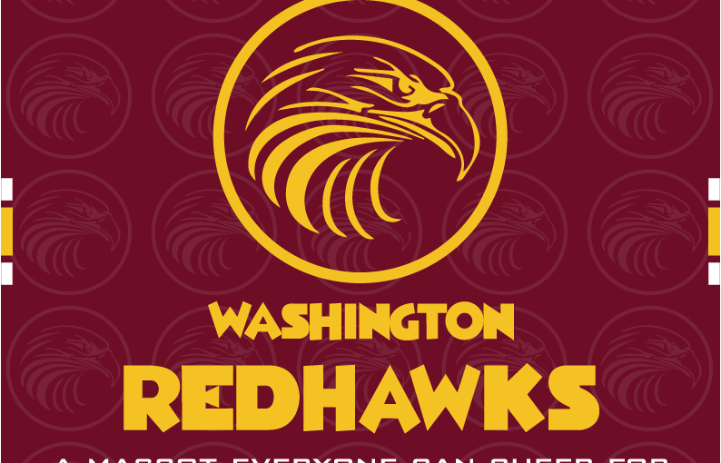 Did This Just Actually Happen? Dan Snyder honors Native Americans, changes team mascot to WashingtonRedhawks