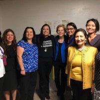 BREAKING: Double Standard? | Native Women present shawl to Sen. Warren #MMIWG