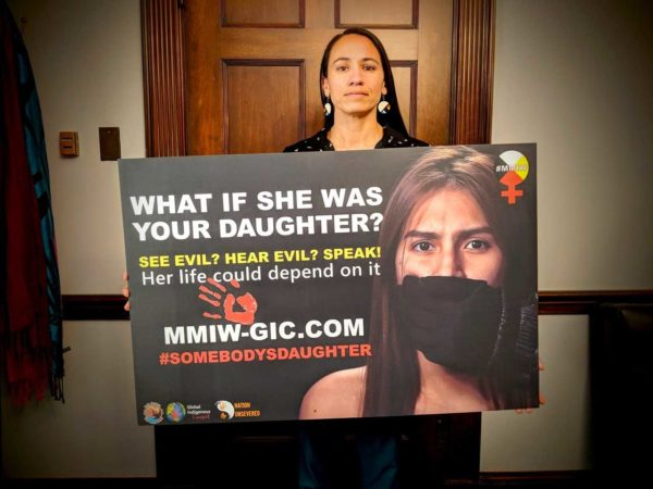 Invisible No More: Spotlight on the Once Silent MMIW Crisis