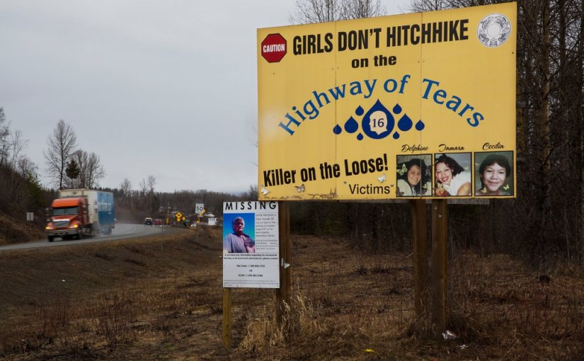 Breaking News: Canadian Inquiry Calls Killings of Indigenous Women GENOCIDE(NYT)