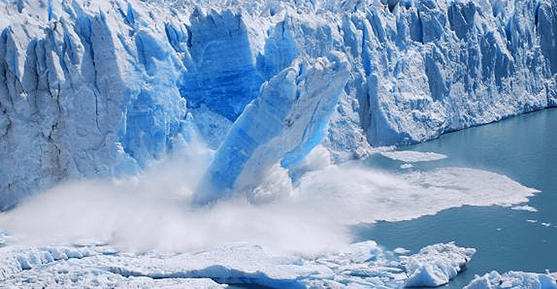 Climate change region by region | Melting Glaciers | The Art of Blogging (with tips)